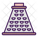 Grater Kitchen Household Icon