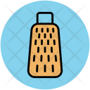 Grater Box Kitchenware Icon