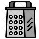 Grater Food Cooking Icon