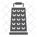 Grater Tool Cheese Icon