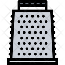 Grater Kitchen Cooking Icon