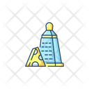 Grater Of Vegetables Icon