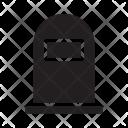 Grave Dead Tombstone Icon
