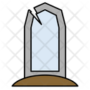 Grave Death Yard Icon