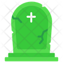 Grave Cross Death Icon