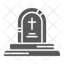 Grave Game Over Icon