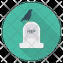 Grave Rip Dead Icon
