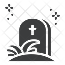 Tomb Stone Yard Icon