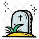 Tomb Stone Yard Icon