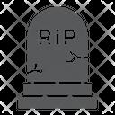 Grave Gravestone Funreal Icon