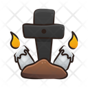 Grave Halloween Event Icon