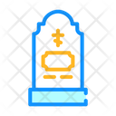Grave Headstone Holy Icon