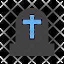 Grave Funeral Death Icon