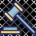 Gravel And Block Icon