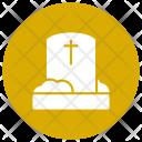 Gravestone Grave Halloween Icon