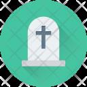 Gravestone Tombstone Headstone Icon
