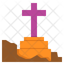 Graveyard Dead Halloween Icon