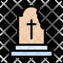Graveyard Dead Death Icon
