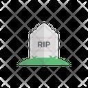 Rip Graveyard Death Icon