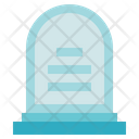 Funeral Graveyard Grave Icon