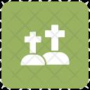 Graveyard Rip Coffin Icon