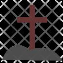 Graveyard Death Dead Icon