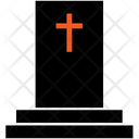 Graveyard Tomb Funeral Icon
