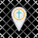 Graveyard Location Icon