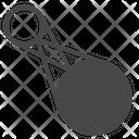 Gravity Astronomy Force Icon