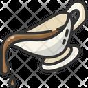 Gravy Sauce Food And Restaurant Icon