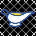 Gravy Boat Sauce Icon