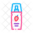 Sex Grease Bottle Icon