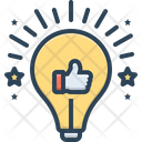 Great Thumb Awesome Icon