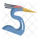 Great Blue Heron Icon