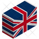 Flag Country Great Britain Icon