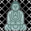 Igreat Buddha Great Buddha Buddha Icon
