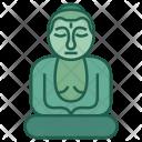 Great Buddha Landmark Icon