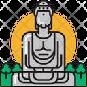 Great Buddha Of Kamakura Icon