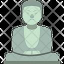Great Buddha Of Kamakura Japan Buddha Icon