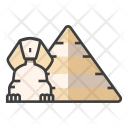 Great sphinx of Giza Icon