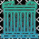 Greece Acropolis Athens Icon