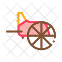 Greece Chariot Icon