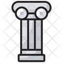 Greek Column Icon