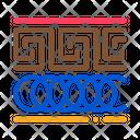 Greek Ornament Greece Icon