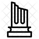 Greek Pillar Icon