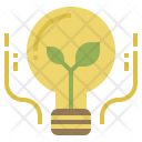 Green Clean Energy Icon
