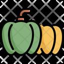 Green Pepper Chilli Icon