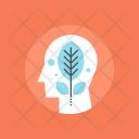 Green Tree Growth Icon