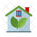 Green Energy Greenery Icon