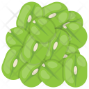 Green Beans Chickpeas Icon